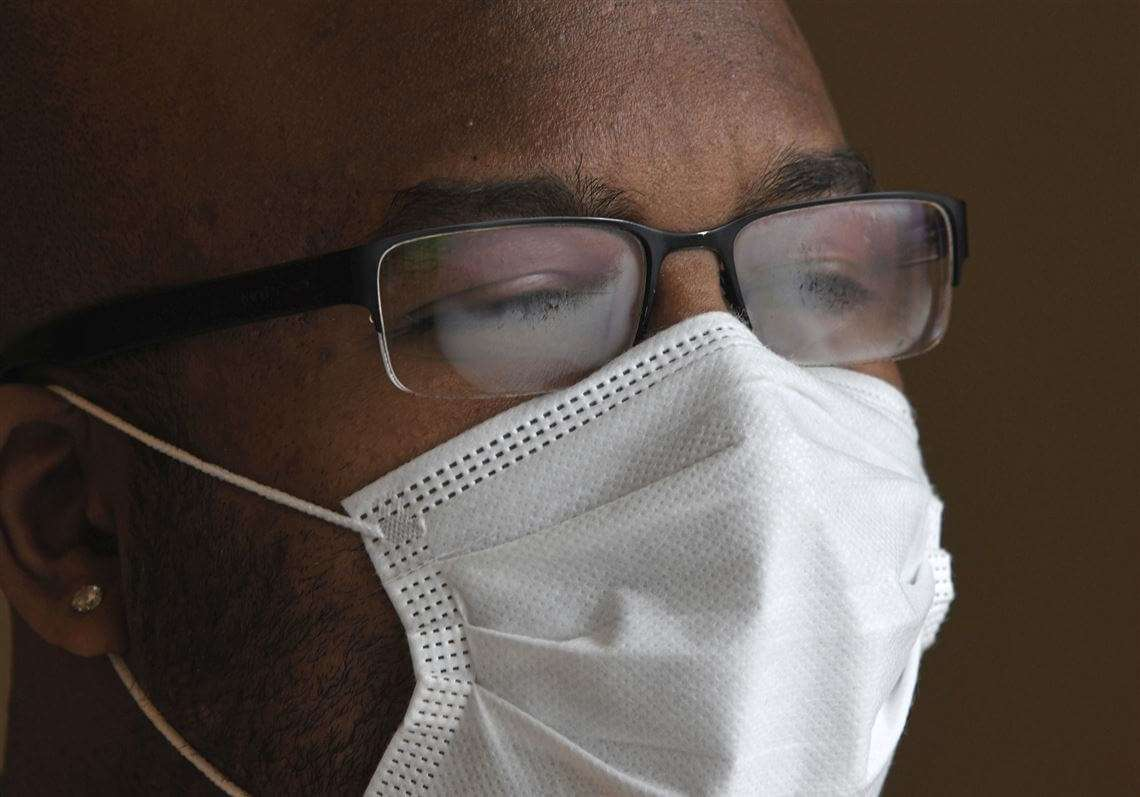 Tips to Keep Your Glasses Fog-Free When wearing a mask